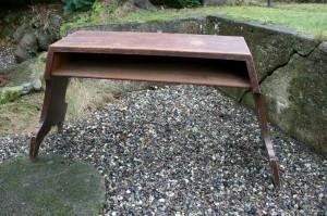 Skøn antik orgelbænk som kan bruges som entrmøbel eller andet, ca. sæde 85 cm og 65 cm høj.