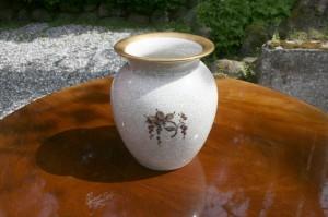 Stor Dahl Jensen vase.