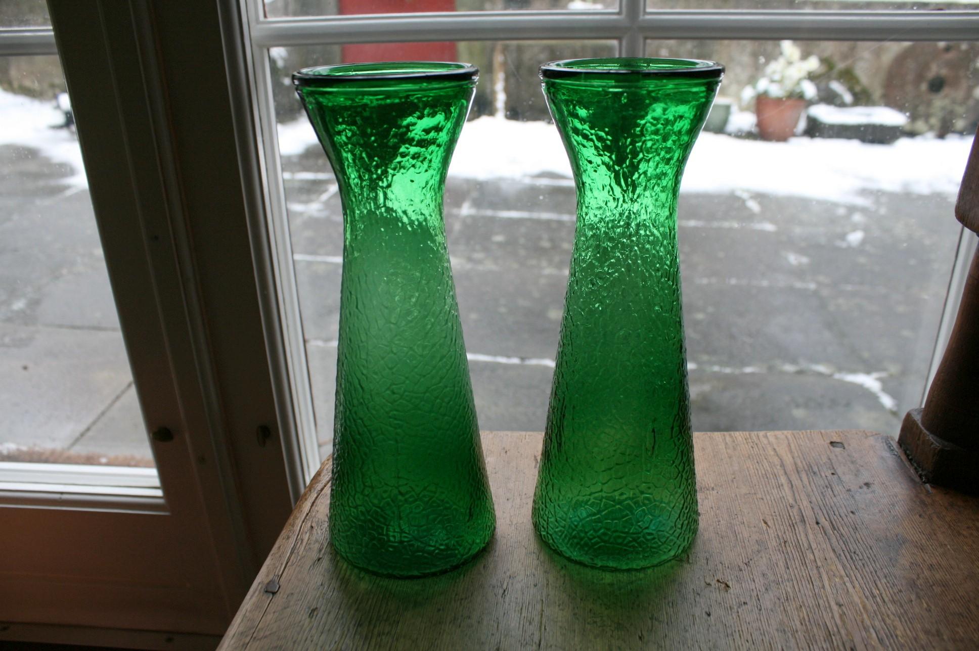 Hyacint glas Fyens glasværk 1934.